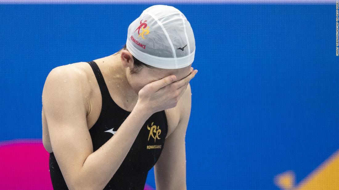 Leukemia survivor Rikako Ikee defies odds by securing Olympics berth