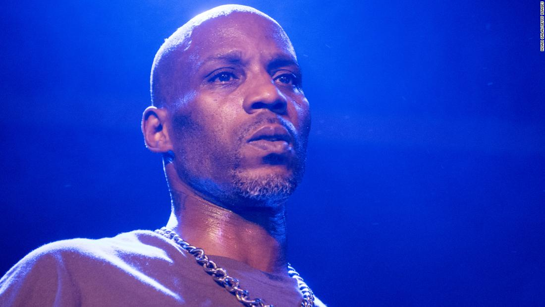 DMX, rapper and actor, dies at 50