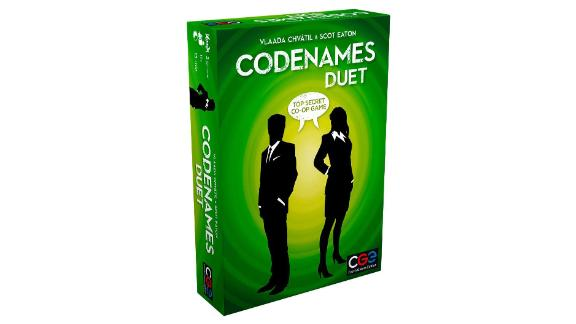 Czech Games Codenames: Duet