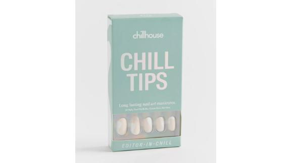 Chillhouse Chill Tips Reusable Press-On Manicure Kit