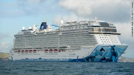 Norwegian Cruise Line wants CDC to let vaccinated passengers sail