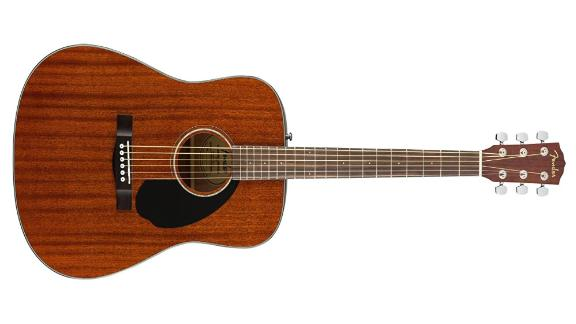 Fender CD-60S All-Mahogany Acoustic
