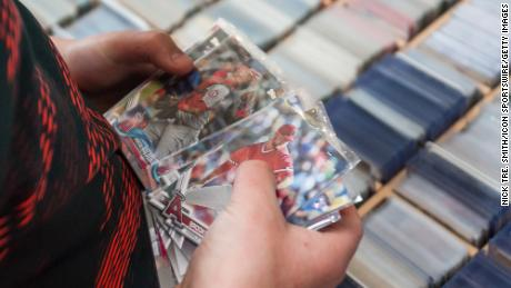 83-year-old baseball card company Topps is going public