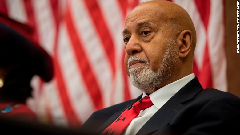 """<a href=""""https://www.cnn.com/2021/04/06/politics/alcee-hastings-died-florida-democratic-congressman/index.html"""" target=""""_blank"""">US Rep. Alcee Hastings,</a> a civil rights activist and the longest-serving member of Florida's congressional delegation, died at the age of 84, his chief of staff Lale M. Morrison told CNN on April 6."""