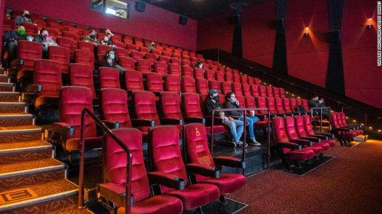 Are movie theaters safe at this point of the pandemic? What you should know