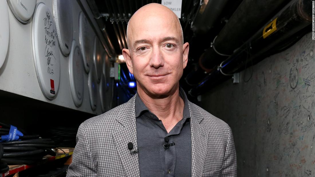 Jeff Bezos comes out in support of increased corporate taxes thumbnail