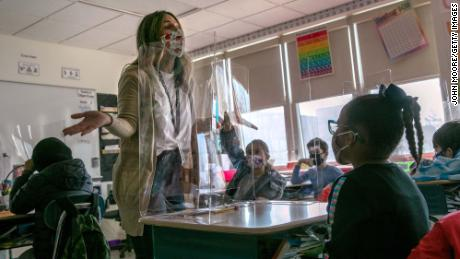 What schools can do with their Covid stimulus money