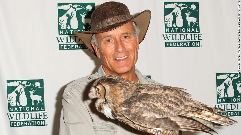 Jack Hanna, beloved animal expert, stepping away because of dementia
