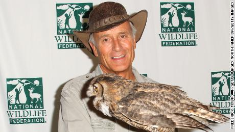 "Animal expert Jack Hanna, shown here at the National Wildlife Federation's ""Voices for Wildlife"" Anniversary Gala in 2011, is battling dementia, his family announced. (Photo by Frederick M. Brown/Getty Images)"