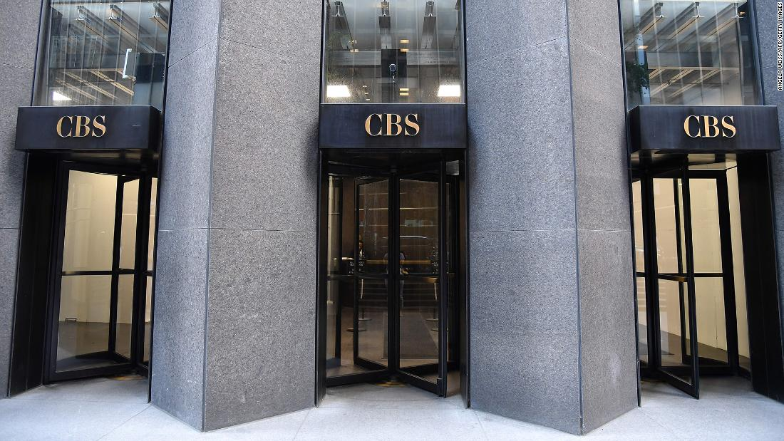 Two top CBS execs leave network amid investigation of toxic work culture