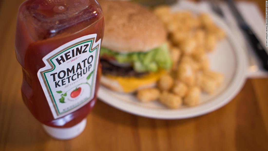America is facing a ketchup shortage  image