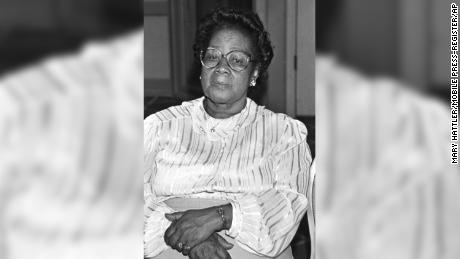 Beulah Mae Donald took ownership of the United Klans of America headquarters building in Tuscaloosa.