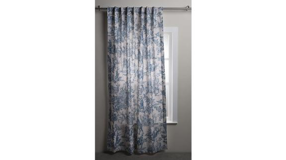 Maison d' Hermine The Miller 100% Cotton Curtain