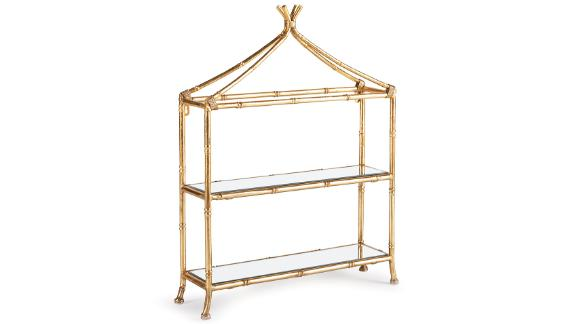 Mercer41 Horacia Curio Shelf