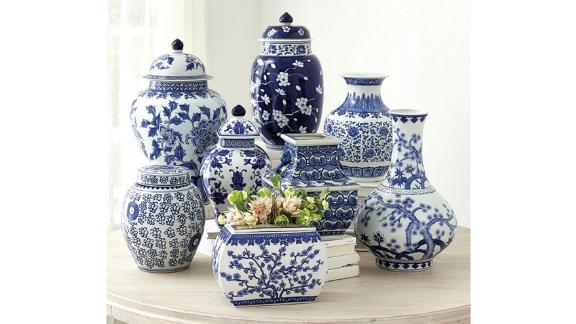 Ballard Blue & White Chinoiserie Collection