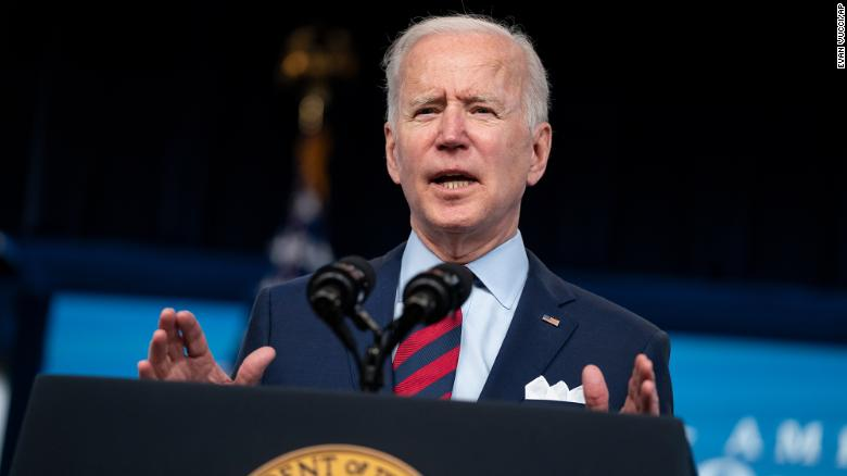 Unlike Biden, Americans don't see new infrastructure as a priority