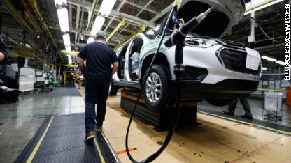 General Motors Lansing Delta Township plant 0221 FILE