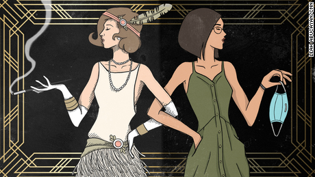 Get ready for the new Roaring '20s