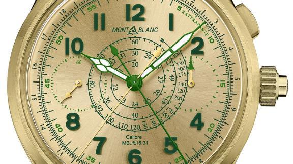 Montblanc 1858 Split Second Chronograph Limited Edition 18.