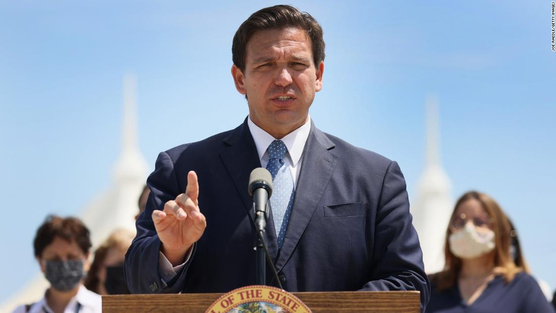 Florida Gov. Ron DeSantis signs restrictive voting bill