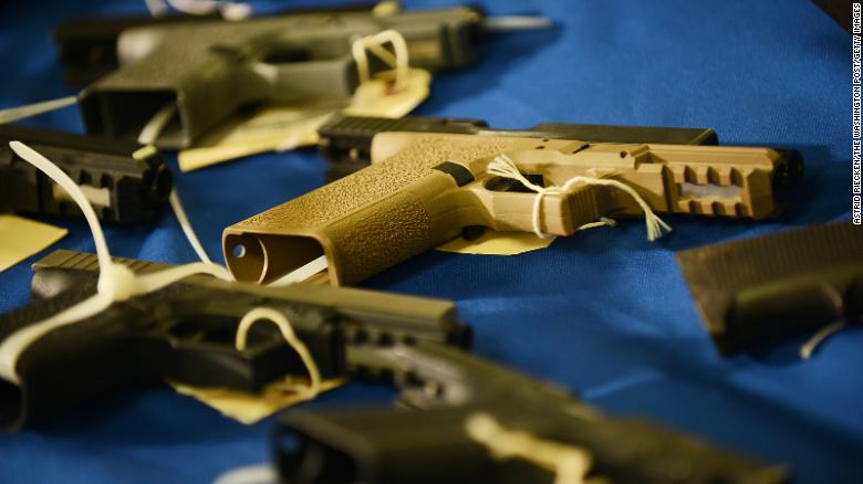 Justice Department proposes new regulation on firearm definitions that targets 'ghost guns'