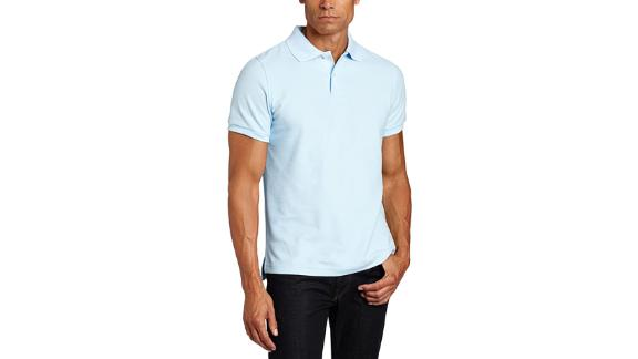 Lee Uniforms Modern Fit Short Sleeve Polo