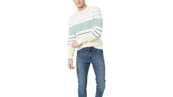 Goodthreads Soft Cotton Crewneck Sweater