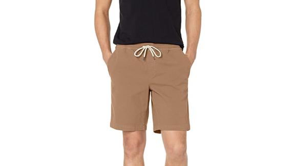 Goodthreads Standard 9-Inch Inseam Stretch Canvas Short
