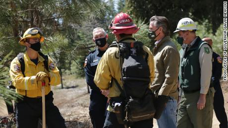 California had the worst wildfire season it had last year, and officials are increasingly afraid of the same.