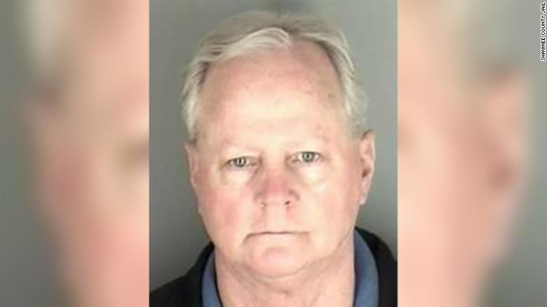 Kansas State Senate leader called an officer 'donut boy' during his DUI arrest, police say
