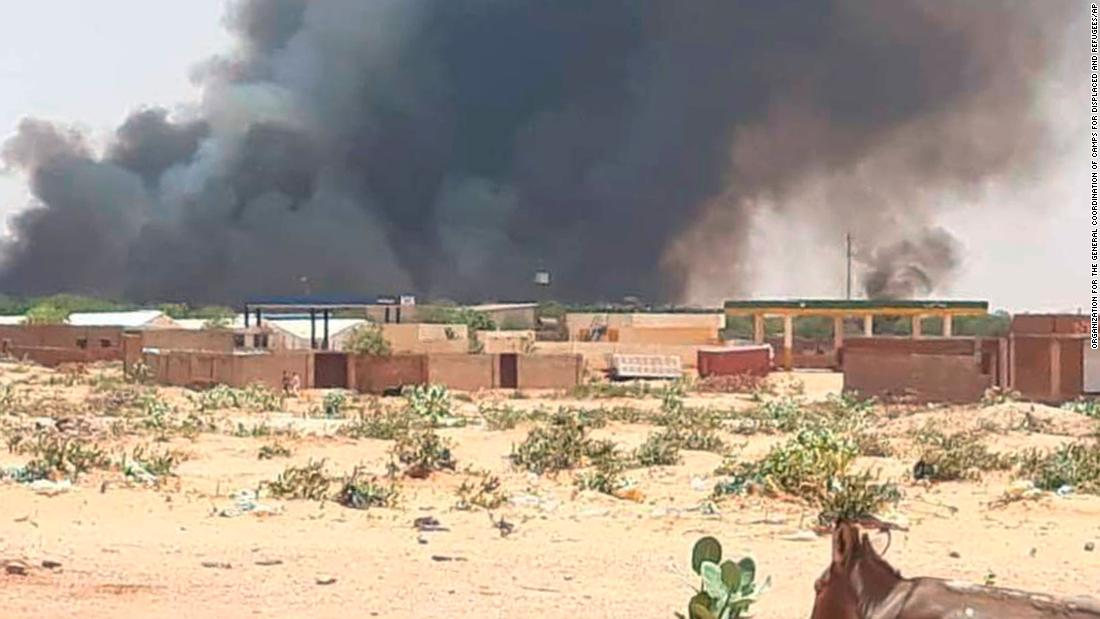 At least 125 dead as rival groups clash in Sudan's West Darfur, medical group says