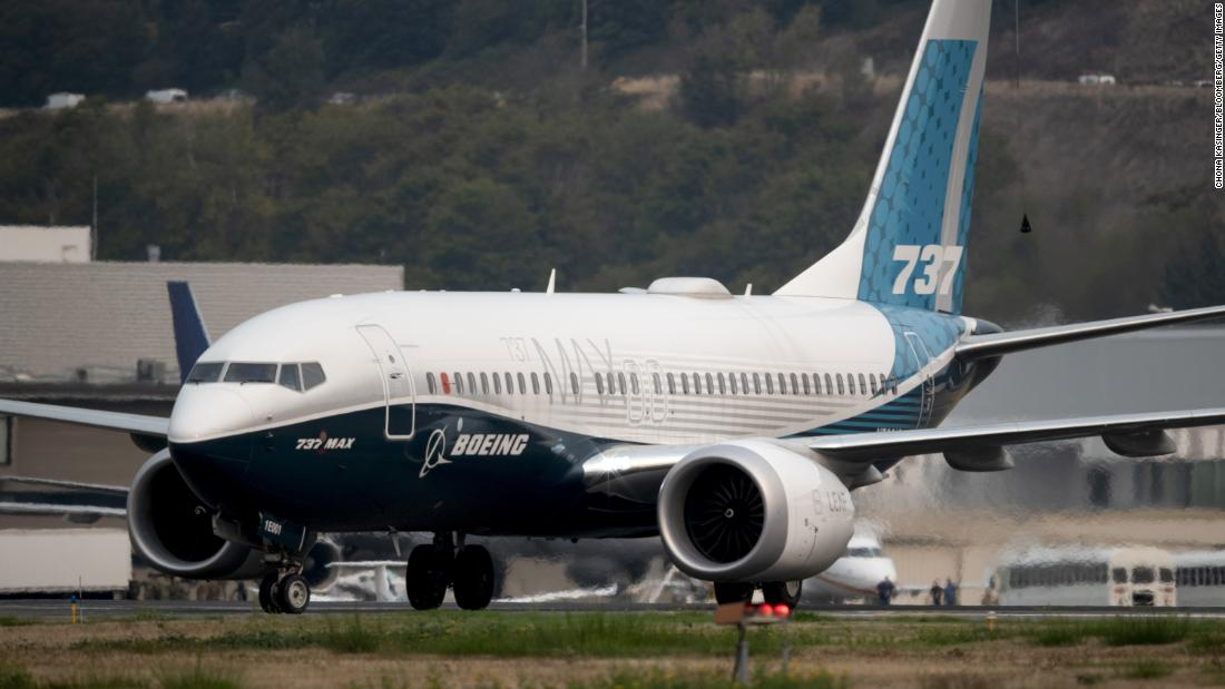 Boeing's 737 Max has new problem that will ground some of the jets again – CNN