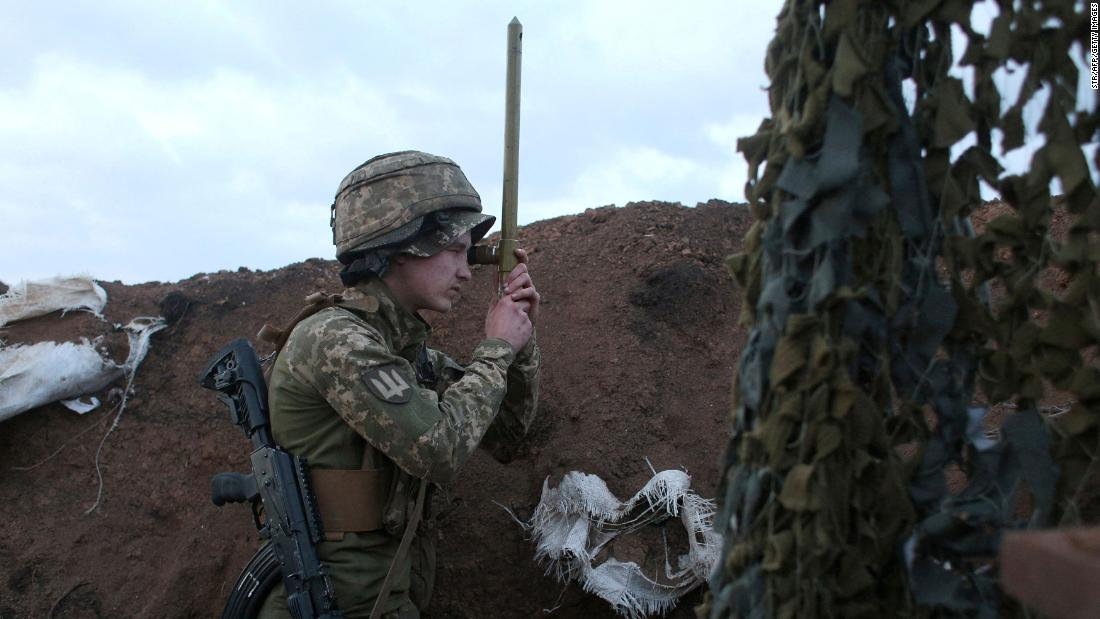 Opinion: Holding the line against Russia in Ukraine