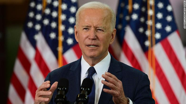 Biden to host bipartisan group of lawmakers for infrastructure meeting as he faces pressure on both sides of the aisle