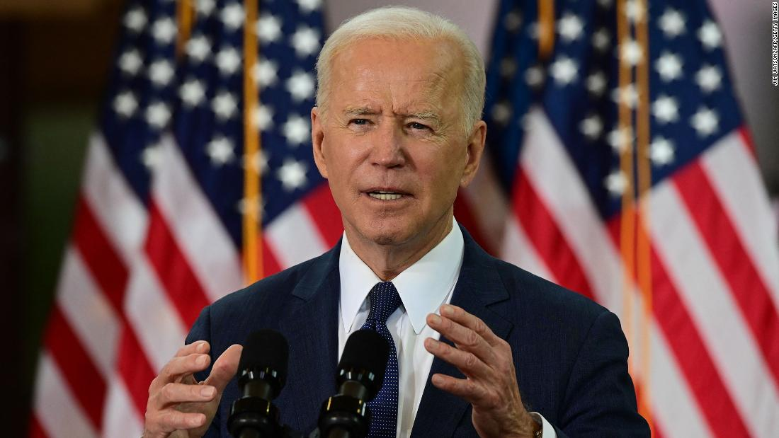Opinion: Biden's extraordinarily ambitious philosophy of governing