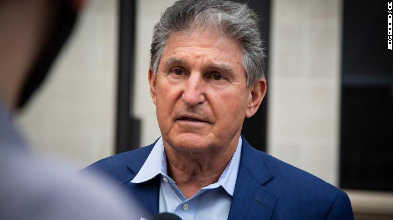 Sen. Joe Manchin won't support For the People Act, says path forward is John Lewis Voting Rights Act