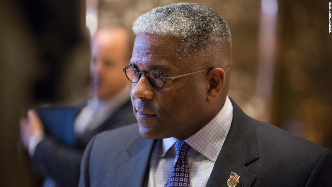 Texas GOP chairman Allen West falsely says Texas could secede from the US: 'We could go back to being our own Republic'