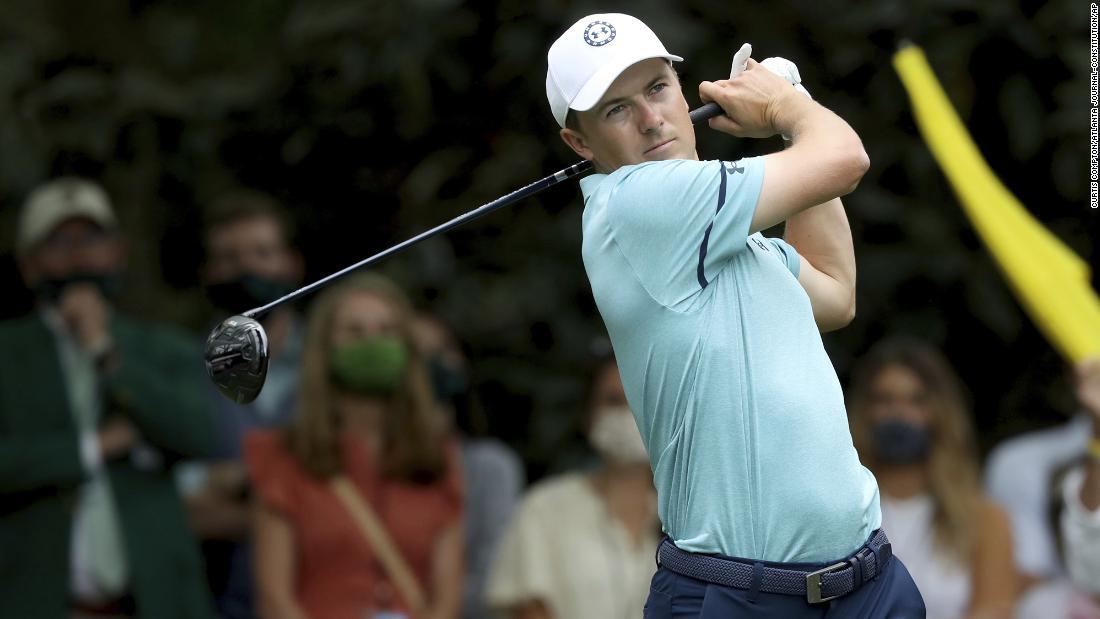 Big names make big moves at second day of Masters