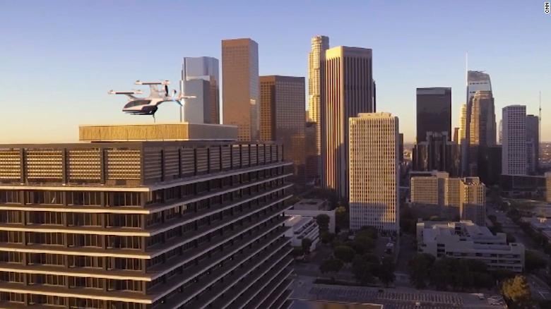 Flying taxis edge closer to becoming reality