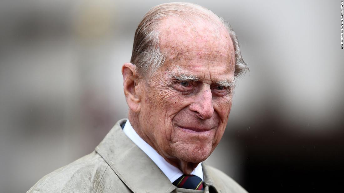 Prince Philip's will to be kept secret for 90 years