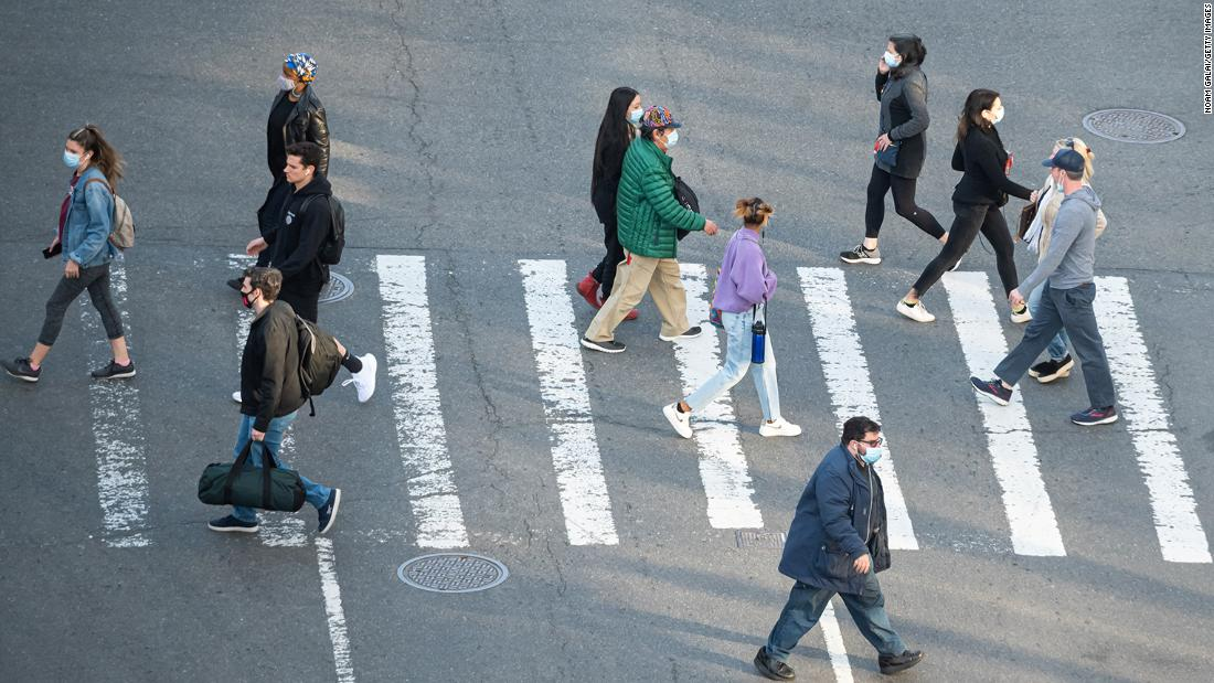 Wearing masks could save at least 14,000 people from Covid-19 deaths by August, model predicts