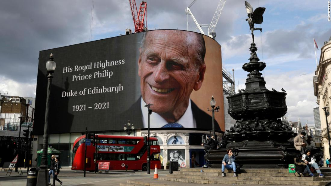 Prince Philip's death heralds big changes for the UK monarchy