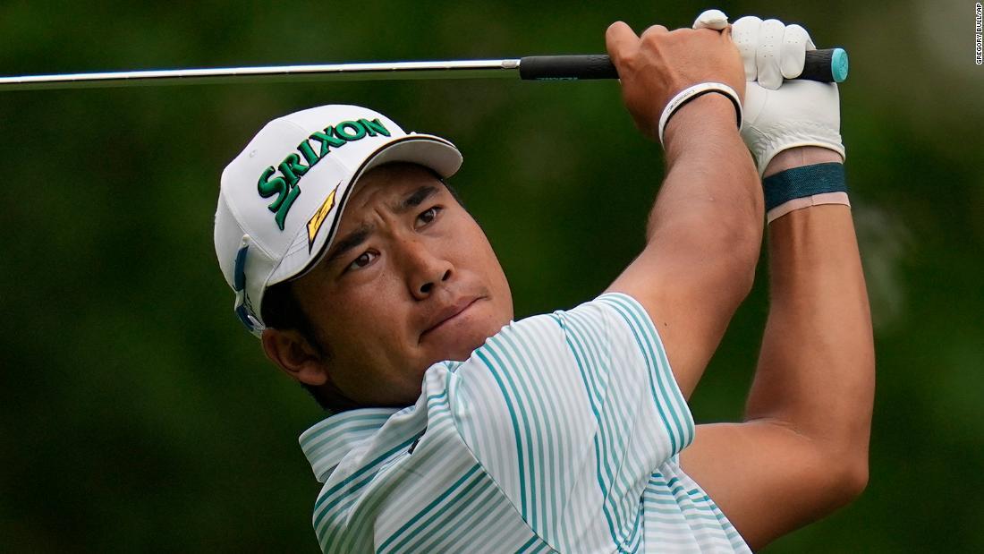 Hideki Matsuyama races into Masters lead ahead of final day – CNN International