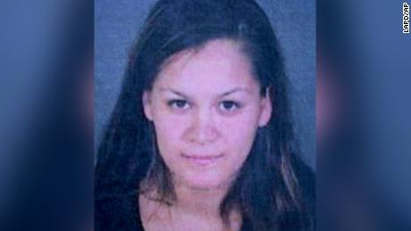 The Los Angeles Police Department released this photo of Liliana Carrillo.