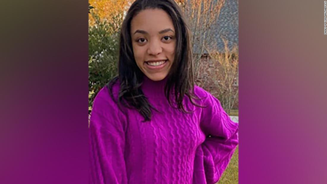 Search for missing LSU student has been narrowed down to one part of Mississippi River university says – CNN