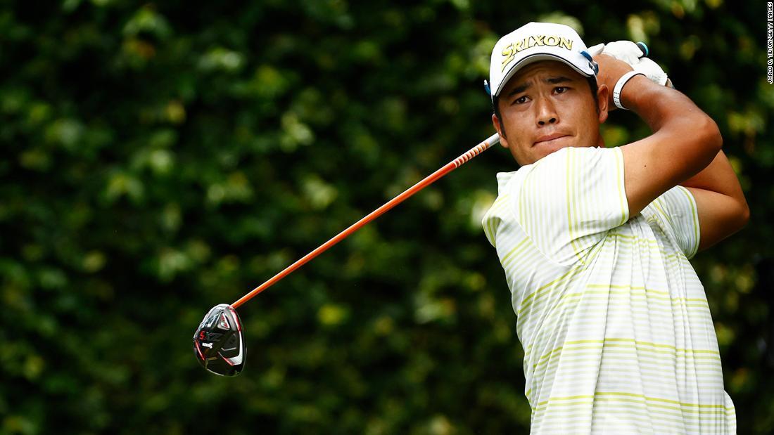 Hideki Matsuyama wins the 2021 Masters