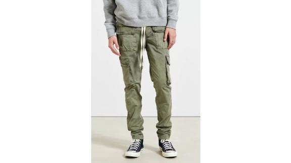 Standard Cloth Jayden Garment Dyed Cargo Jogger