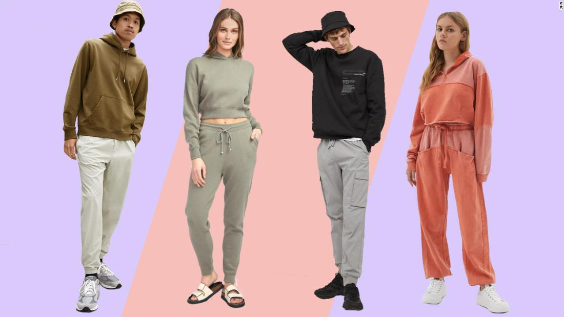 22 stylist-approved joggers for men and women to sport this spring