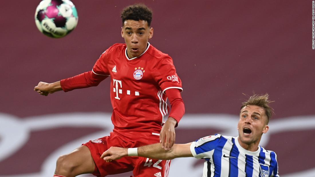 122 goals in 36 matches: The making of Bayern Munich's wonderkid Jamal Musiala