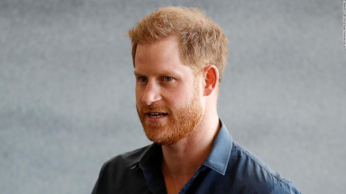 Prince Harry reported to have landed in the UK ahead of Philip's funeral – CNN